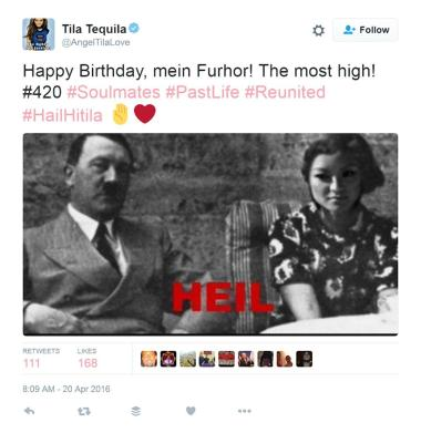 Happy Birthday Hitler!